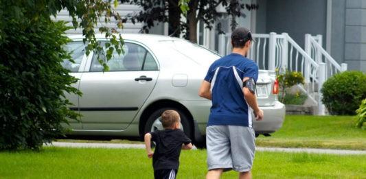 Mężczyzno, zadbaj o siebie, jeśli chcesz zostać tatą