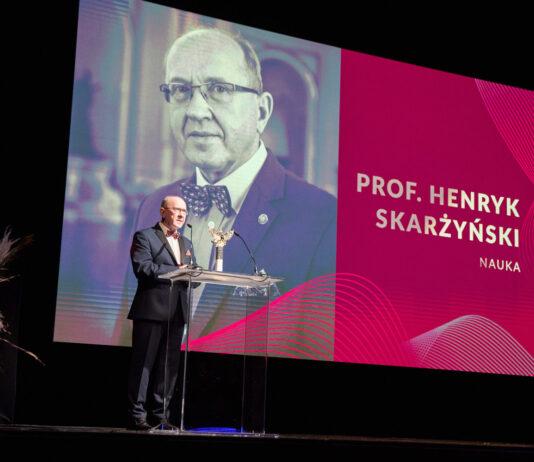 Profesor Henryk Skarżyński